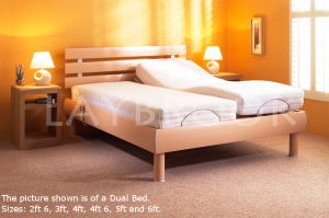 Aston Adjustable Bed