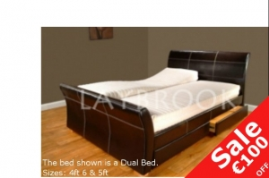 Enmore Adjustable Bed
