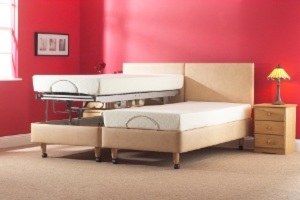 Helston Vertical Lifting Carers Bed