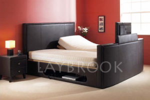 Electric Adjustable Beds From Adjustable Bed Specialists Laybrook - Adjustable Beds Leather